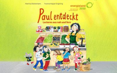 Ein neues Kinderbuch des Energieland2050 e.V. ist erschienen!